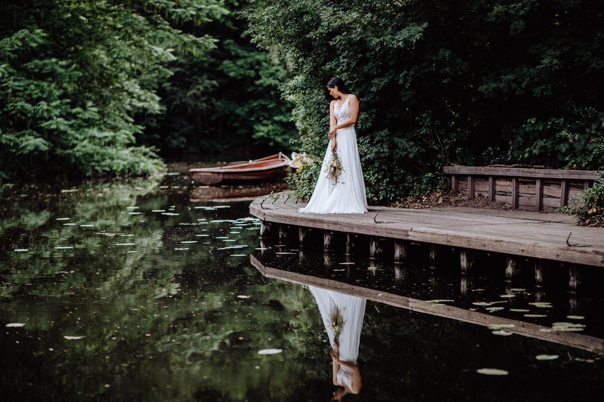 styled shooting Bürgerparkt Bremen Hochzeitsfotograf Lichtbildlars Vechta