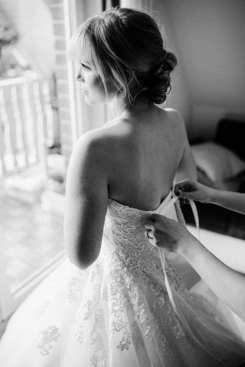 Hochzeitsfotos Getting ready Hochzeitsfotograf Lichtbildlars Vechta